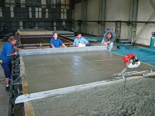 Neopanel precast panel manufacturing with ms swellseal