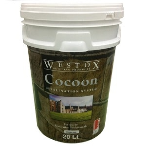 Westox Cocoon desalination compound