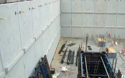 Concrete Waterproofing Using Neopanel