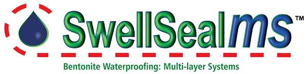 Swellseal bentonite waterproofing