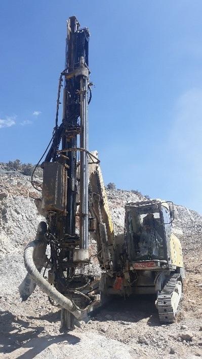 Al Fatah Highway Oman Drill Rig