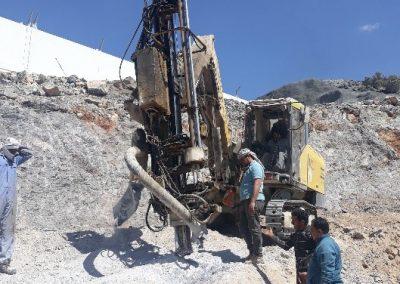 Drill Rig Al Fatah Highway Oman